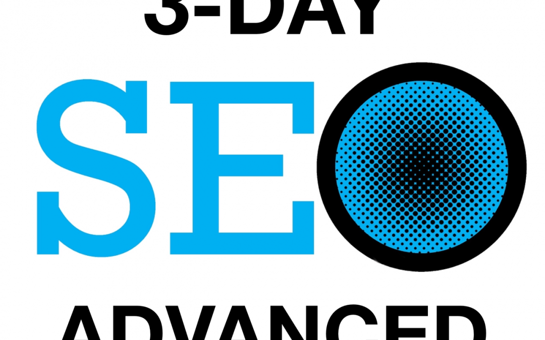 3 Day SEO Advanced Class – New York, NY