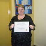 Julie Sanderson, SEO student
