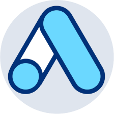 icon for google ads training courses
