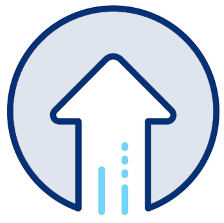icon to illustrate updates to training courses